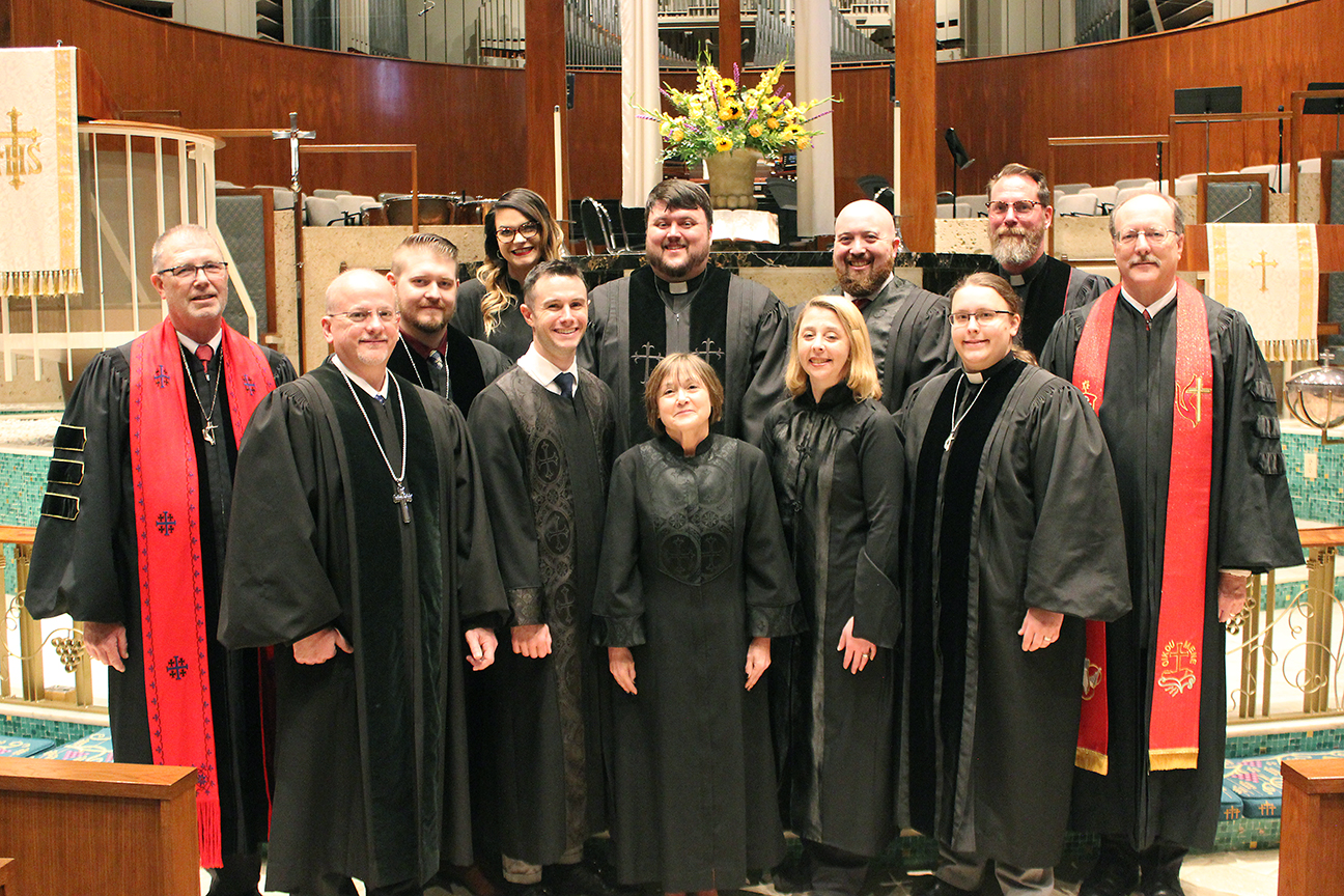 2019 Ordinands