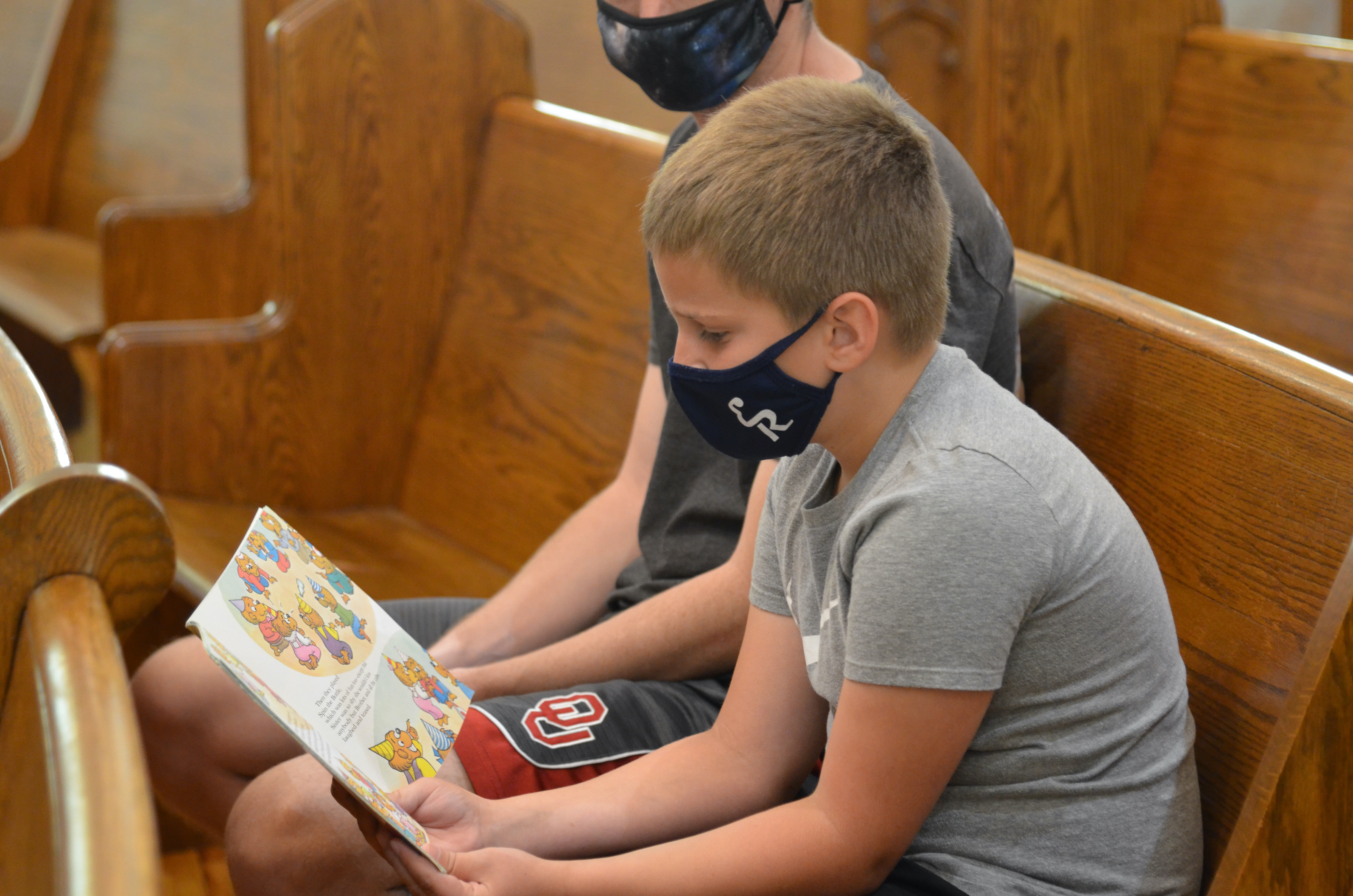 PT El Reno reading
